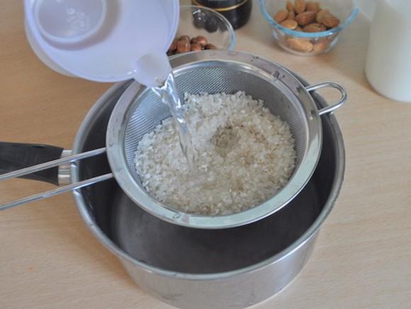 Recette du cameroun le foufou de riz for Poudre de riz cuisine