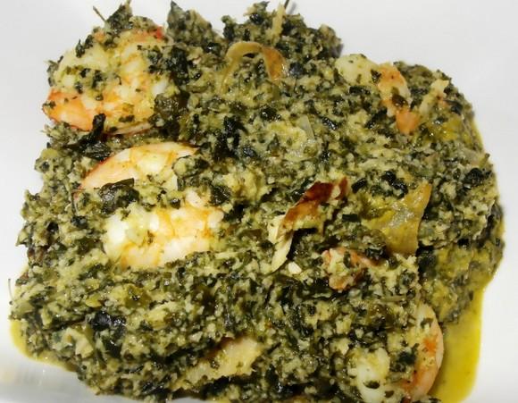 Recette De Eru Cuisine Camerounaise