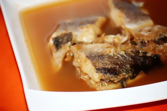 Pepe Soup A L Ivoirienne