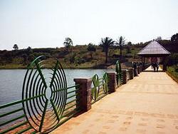 Le Pont du Plaisir à Dschang