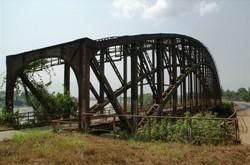 Le Pont Allemand à Edéa