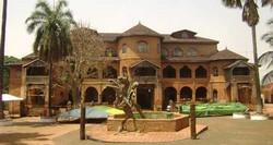 Foumban, le Palais