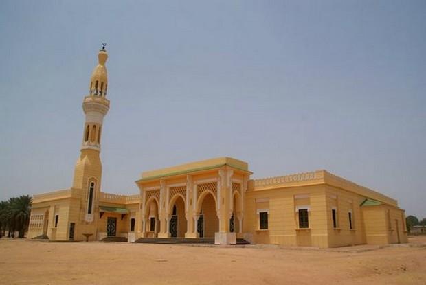La Grande Mosquée de Garoua