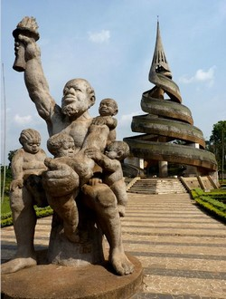 exposé statue de la liberté