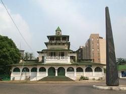 La pagode de Douala