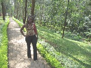 Le parc Sainte Anastasie à Yaoundé