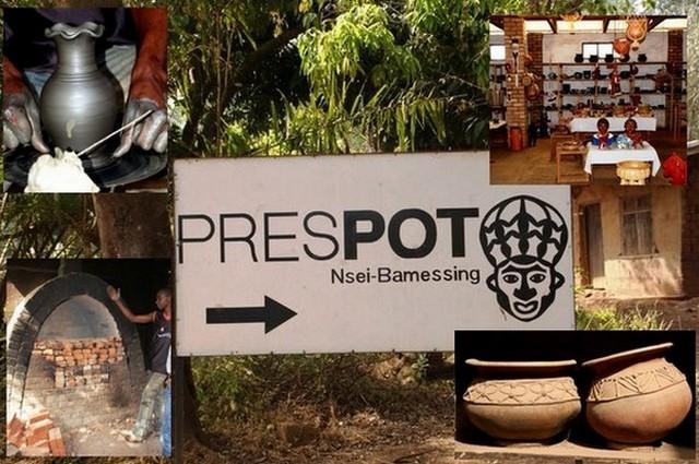 Poterie Prespot de Nsei Bamessing