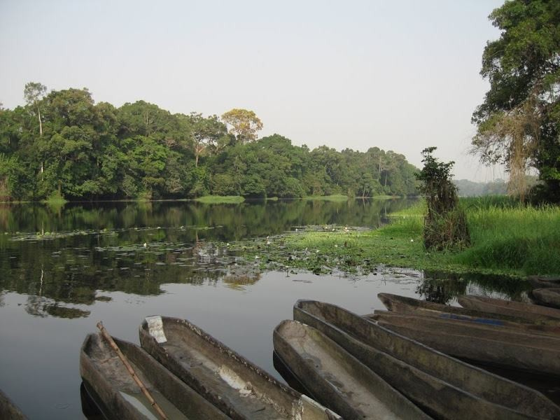 Ebogo, site écotouristique