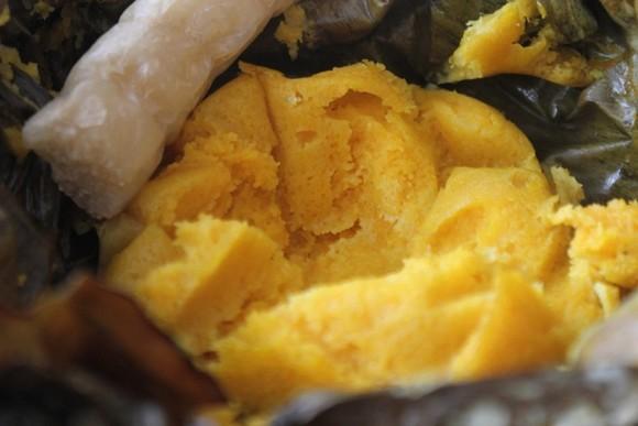 Le koki ou gâteau de haricots