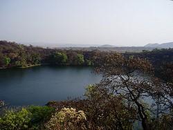 Le lac Tison