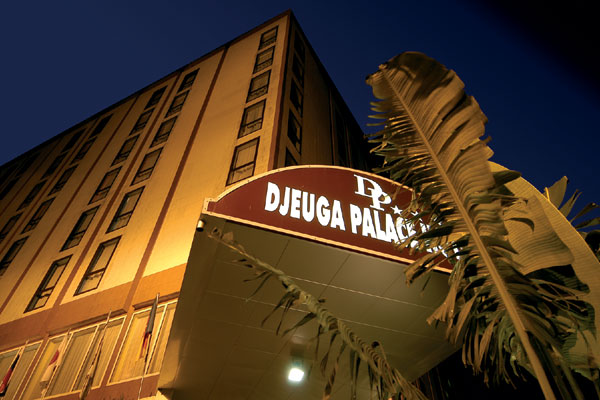 Djeuga Palace