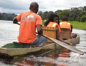 Ebogo croisière sur le Nyong