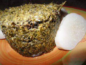 Recette de l'okok - Cameroun