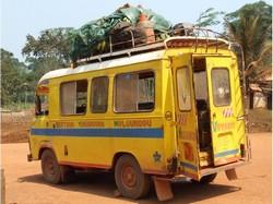 Transport Bertoua - Yokadouma