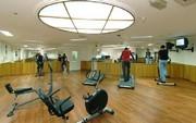 Le fitness club de l'Hôtel Hilton à Yaoundé