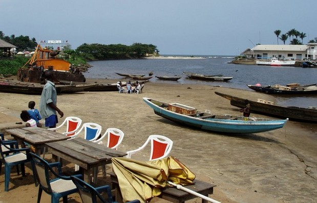 Kribi - Le Port