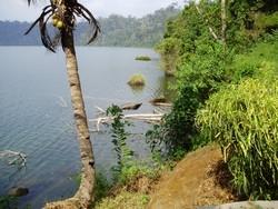 Le lac Barombi