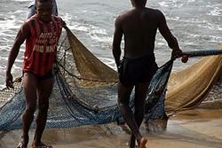 Pêcheurs à Kribi