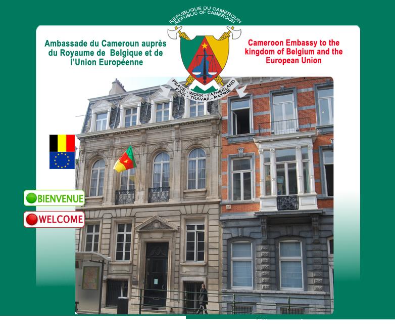 Ambassade du Cameroun