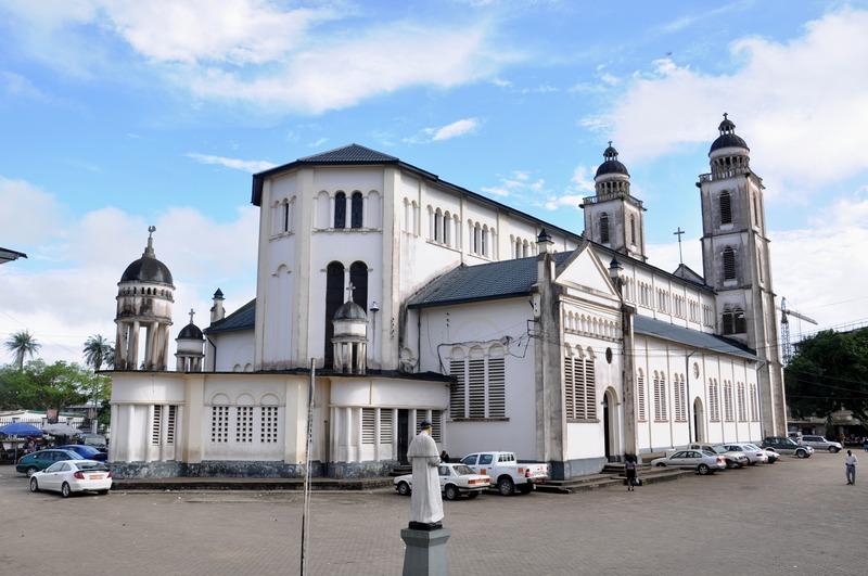 La Cathédrale de Douala
