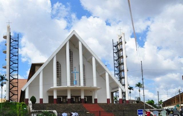 Cathédrale de Yaoundé