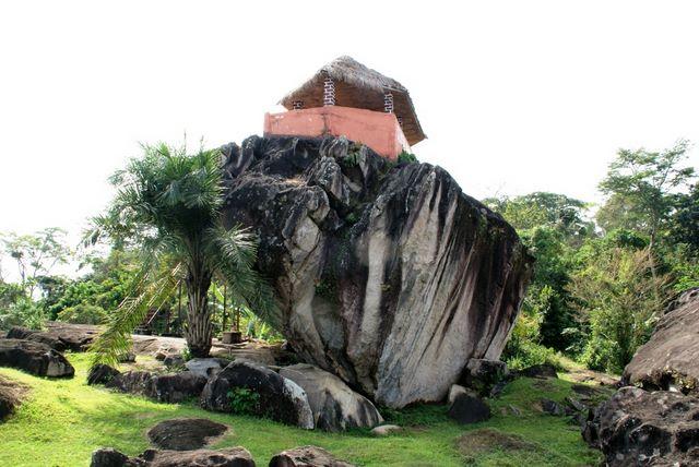 Centre touristique de Nkolandom