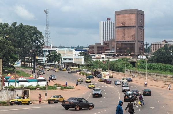 Conduire au Cameroun