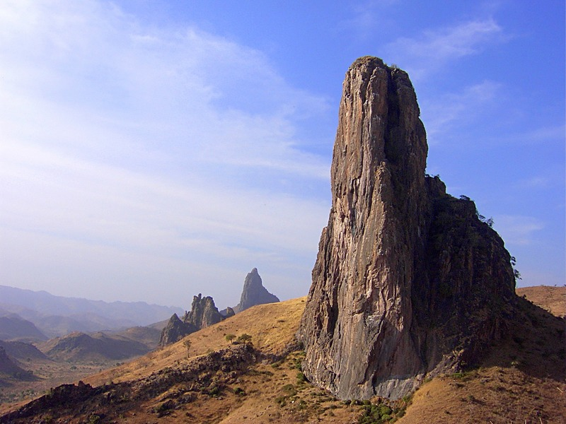 Monts Mandara