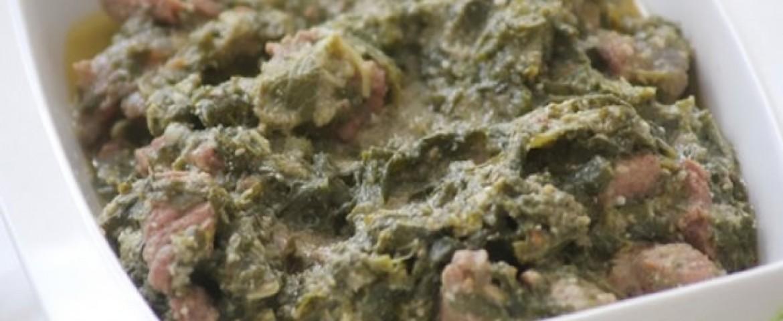 Folong aux pistaches