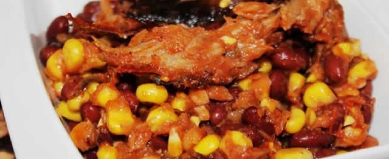 Recette du corn tchap - Cameroun
