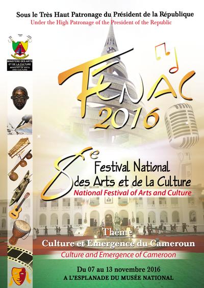 Fenac 2016 Yaoundé Cameroun