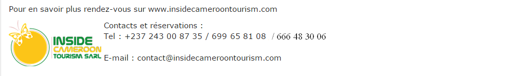 inside Cameroon Tourism