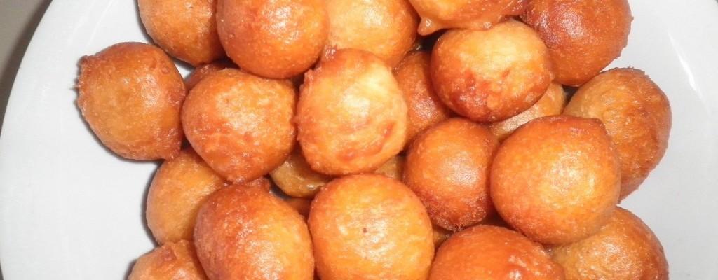 Recette de beignets